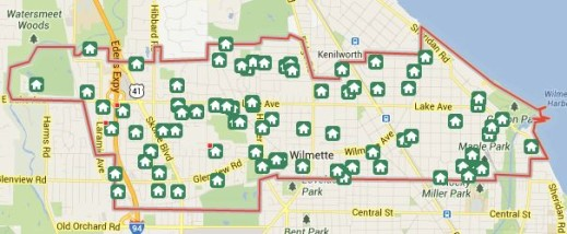 wilmette real estate