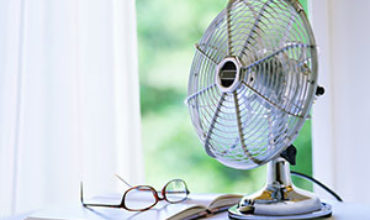 Stay Cool, Energy Efficient