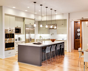 Using Led Downlights To Illuminate Your Kitchen Can Take Decor From Ordinary Extraordinary Whether You Re Starting A Major Remodel
